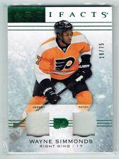 9d18cdb47b5 Wayne Simmonds Piece of Authentic Hockey Trading Cards for sale | eBay