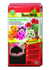 Blumenerde Terra Brill 10 Sack a45l