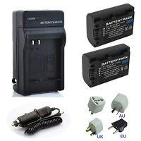 NP-FV50 Battery / Charger For Sony NP-FV30 FV50 FV70 FV90 FV100 FV120 V Series