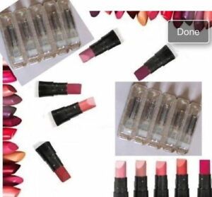 20 X Mixed Avon Lipstick and Fragrance Perfume Samples  Party Bag Fillers