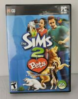 Sims 2 Pets PC 2006 Expansion pack 2 Disc