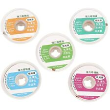 5pcs 15m Solder Wick Desoldering Braid Wire Remover 1520253035mm For