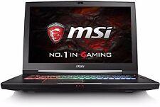 MSI Titan SLI 4K GT73VR 6RE-064UK 17.3 i7-6820HK 32GB 512GB+1TB GTX 1070 8GB SLI