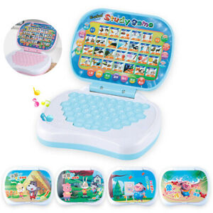 Baby Kids Toddler Laptop Learning Study Toy Educational Game Develop Skill Toys