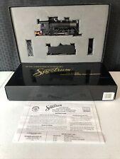 Spectrum Bachmann 11410 HO Baldwin 2-8-0 Consolidation Steam Locomotive & Tender