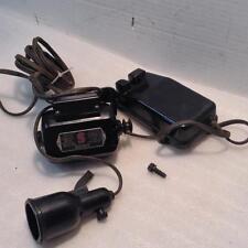 Singer Motor, Light & Control. Fits Model 128. (SMP 214)