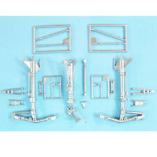 Improved Landing Gear Housings and Spinners for 1//72 Special Hobby Ju388 kits