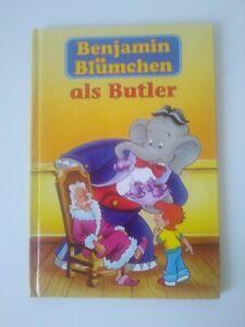 Kinderbuch / Buch (Vorlesen) * Benjamin Blümchen als Butler * Horizont Verlag