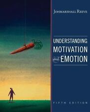 Understanding Motivation and Emotion by Johnmarshall Reeve (2008, Hardcover)