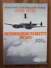 Messerschmitt Bf 110 - Giorgio Apostolo (Serie Aerei 1)