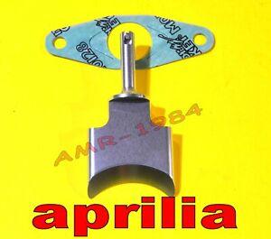 Ghigliottina Valvola Rave Aprilia RS 125 RX MX SX Motore Rotax 122/123 ERGAL CNC
