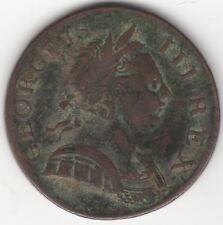 1771 George III Halfpenny | Pennies2Pounds
