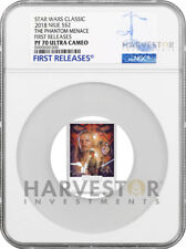 2018 STAR WARS THE PHANTOM MENACE POSTER COIN - NGC PF70 FIRST RELEASES