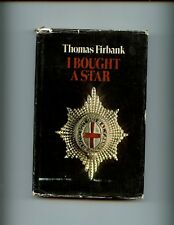 I BOUGHT A STAR ( British Guards Off in WW2)  Tom Firbank .HBdj