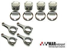 Cosworth YB 0.5mm 4 IAPEL FORGED pistons, BW / Bridgeway Steel Rods, ARP bolts