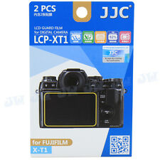 JJC 2PCS Camera LCD Display Screen Protector Film for Fujifilm Fuji X-T1 X-T2