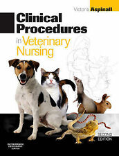 Clinical Procedures in Veterinary Nursing by Victoria Aspinall (Paperback, 2008)