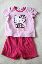 ★ Hello Kitty ★ Gr. 62 / 68 ☆ Sommerset ☆ Hose ★ T-Shirt TOP super süss