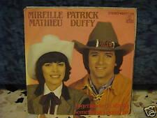 MIREILLE MATHIEU-PATRICK DUFFY-TOGHETER WE'RE STRONG