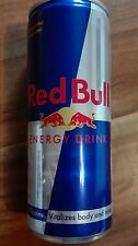 1 Energy Drink Dose Red Bull International VOLL  Full 250ml Can Neu RAR