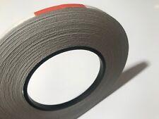 3-25mm, 50m Doppelseitiges Klebeband stark transparent handreißbar