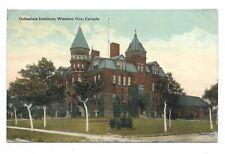 WINDSOR, ONTARIO - Collegiate Institute