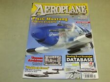 **LOOK** Superb AEROPLANE MONTHLY Magazine March 2014 - P51C Mustang, Stratojet