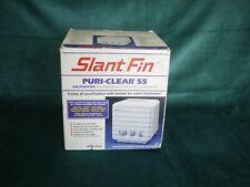 Slant Fin Puri-Clear 55 Air Purifier Ionizer Air Cleaner Reduce Allergies PC-55