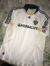 Rare Adidas MLS AJ DeLaGarza 2009 Player Issue Jersey XL