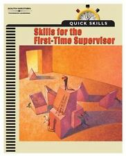 Quick Skills: Skills for the First Time Supervisor, Humphrey, Doris, Good Book