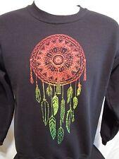 Empyre Black Dreamcatcher Graphic Sweatshirt Size Adult M   EUC!