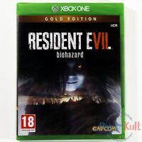 Jeu Resident Evil VII Biohazard Gold Edition [VF] sur Xbox One NEUF sous Blister