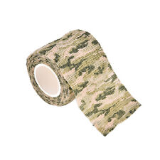 5CMx4.5M Camo Waterproof Wrap Hunting Camping Hiking Camouflage Stealth Tape WB