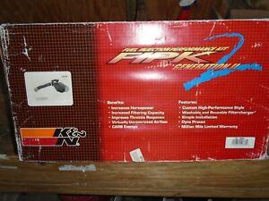 Fits Ford Crown Vic 1999-2002 4.6L K&N 57 Series Cold Air Intake System