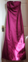 B2 Women's Scarlet Pink Prom Evening Bridesmaid Dress Size US 10 New NWT