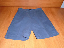 New Mens Size 28 28W Old Navy Blue Shorts Above Knee Casual Cotton @@