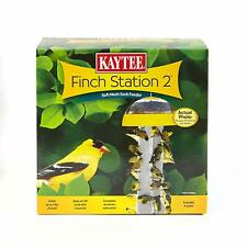 Kaytee Finch Feeder allowing an abundant number of birds to comfortably eat