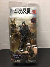 Neca Gears Of War 3 Damon Baird Golden Gun.Variant.New!VHTF!