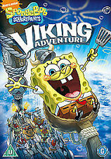 SpongeBob SquarePants: Viking Adventure [DVD], Very Good DVD, ,