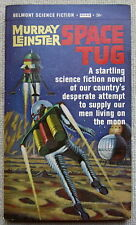 Space Tug (To the Stars #2) by Murray Leinster PB 2nd Belmont