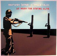 KRISTOFER ASTRÖM - SO MUCH FOR STAYING ALIVE  CD NEU