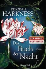 Das Buch der Nacht von Deborah Harkness (2016, Klappenbroschur) ++Ungelesen++