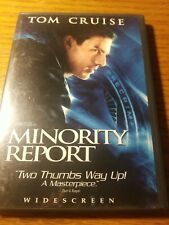 New listing Minority Report (Widescreen Two-Disc Special Edition) - Dvd - Tom Cruise