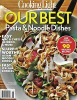 Cooking Light Magazine Best Pasta and Noodle Dishes Easy Mac and Cheese Alfredo