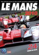 LE MANS 2010 REVIEW - Audi R15 Quattro TDI 5.5L V10 Turbo Diesel - NEW DVD UK