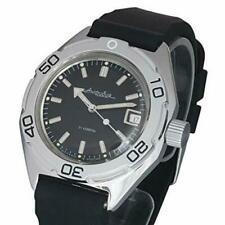 Vostok Amphibian 670922 Watch Scuba Diver Military Russian Automatic New