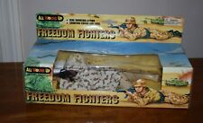 NEW INBOX ALL WOUND UP - FREEDOM FIGHTERS ACTION FIGURE – BATTERY-OPERATED