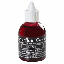 Pink Food Colouring for Cake Decorating
