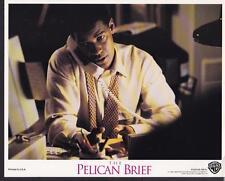 Denzel Washington close up in The Pelican Brief  1993 original movie photo 17509