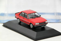 1:43 Renault 18 GTX II 1987 Diecast Toys Models Limited Edition Collection IXO